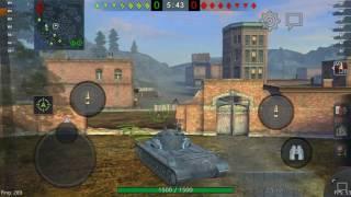WoT-Blitz Glacial 112 Play video
