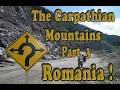Romania | The Carpathian Mountains Part 3 | KTM 690 Enduro R Rally Raid EVo2 | BMW F800 GS