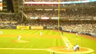 ニューヨーク ヤンキース vs シアトル マリナーズ 試合終了