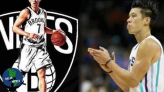 JEREMY LIN RETURNS TO NEW YORK ON $36 MILLION DOLLAR DEAL WITH NETS