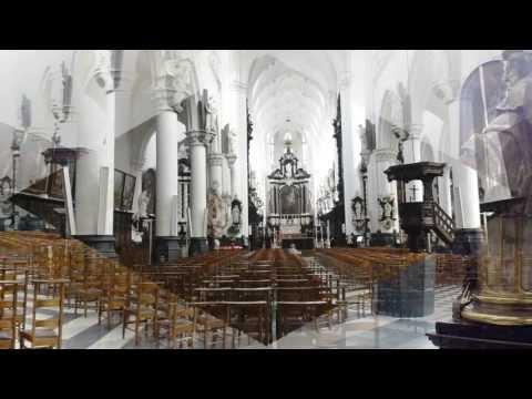 St Paul's church , Antwerp - Jesus Domine,Ritus Pacis , Concerto N°5,Bearing_the_cross,Resurrection,