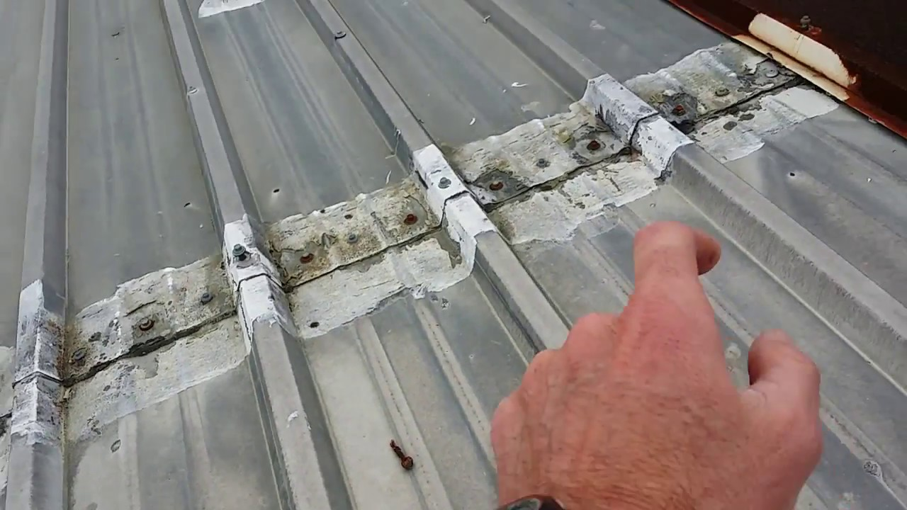Roofing University Metal Roof Panel Leaks Youtube