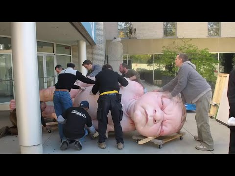 Most Creative Amazing Public Monuments Sculptures and Statues Around the World - YouTube