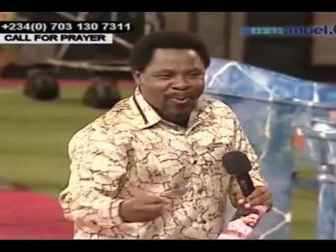 Standard For Life / TB Joshua. Emmanuel TV