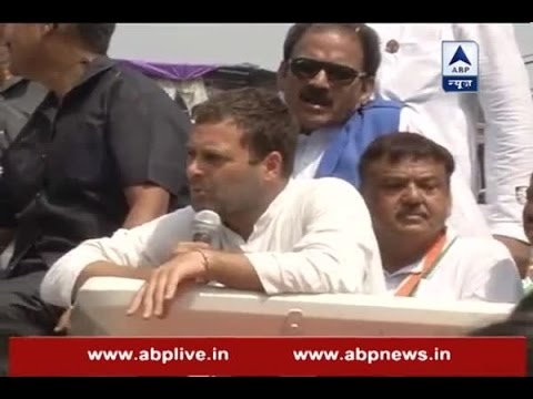 For the first time, Narendra Modi has acted like PM: Rahul Gandhi