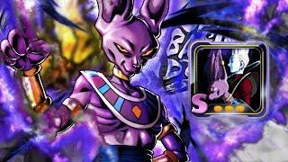 The TRUE GOD OF DESTRUCTION! New Equipment | Dragon Ball Legends