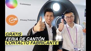 Lo mejor de la feria de Canton 2019: Que y como importar desde China Canton