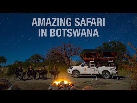Amazing Safari in Botswana 2017