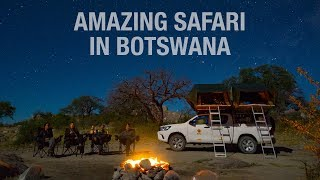 Amazing Safari in Botswana 2017