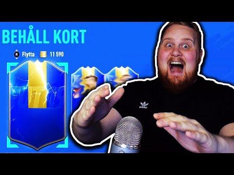 SJUK TOTS PACK OPENING *Över 3 MILJONER Coins!!* - FIFA 19 SVENSKA
