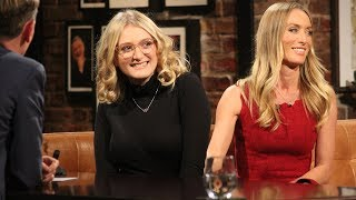 Evie Baxter and Victoria Smurfit on life with Macular Dystrophy   The Late Late Show   RTÉ One