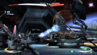 Injustice: Gods Among Us Ultimate Edition PC Gameplay *HD* 1080P Max Settings