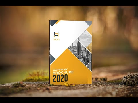 Corporate Company Video Profile (After Effects Template).