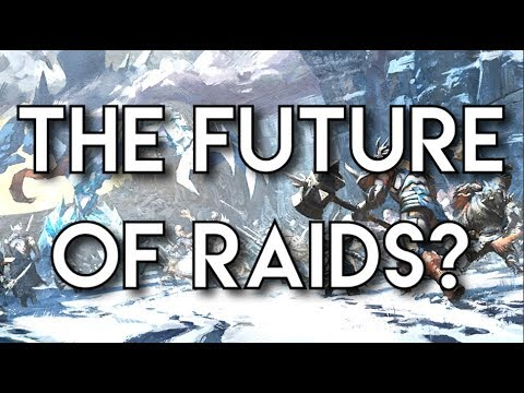 The Secret Lair Of The Snowmen And The Future Of Raids In GW2! thumbnail