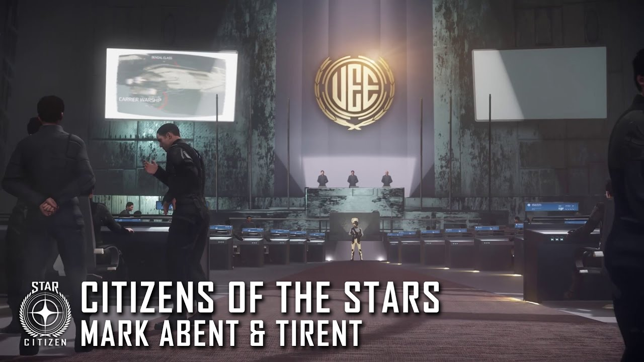 Download Star Citizen: Citizens of the Stars - Mark Abent and Tirent