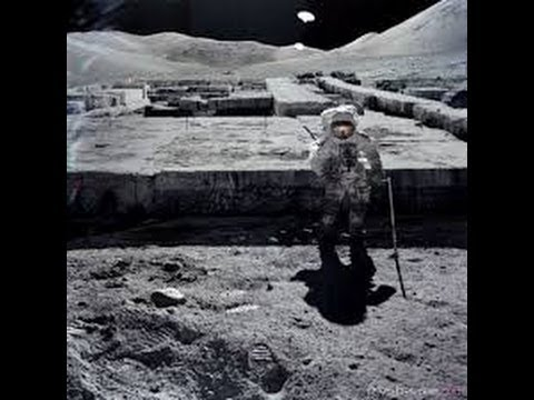 Secret Video: 100% Proof Of Alien Civilizations Exist On The Moon