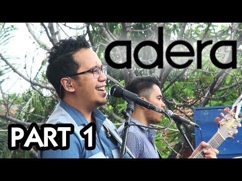 ADERA - Full Performance at 2ndSTEP 2014 - Madrasah Pembangunan UIN | Part 1