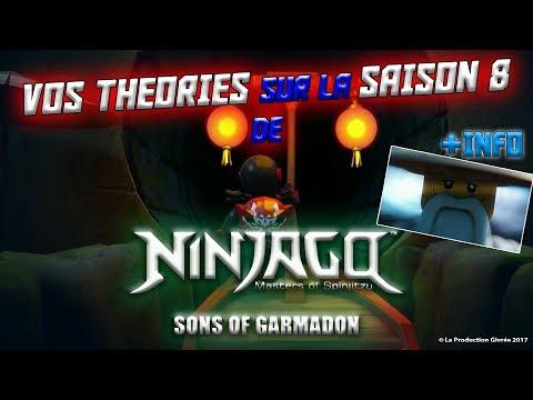 Vos th ories sur la saison 8 de ninjago - Ninjago nouvelle saison ...