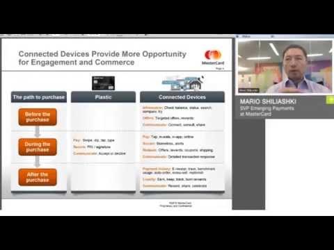 Mobile Payments Webinar with Mario Shiliashki from Mastercard