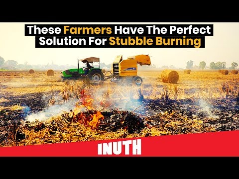 Air Pollution: These Farmers Have Found The Perfect Solution To Stubble Burning   Diwali