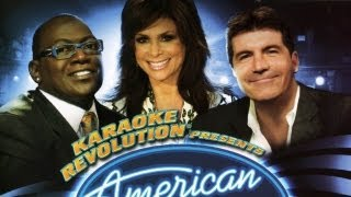 CGRundertow KARAOKE REVOLUTION PRESENTS AMERICAN IDOL ENCORE for PlayStation 2 Video Game Review