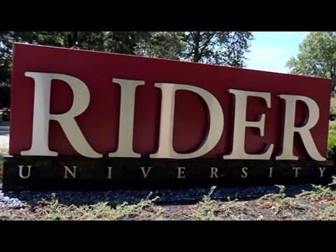 New Jersey - EE.UU   Conocemos el campus de la Rider University   Mamá tú no mires