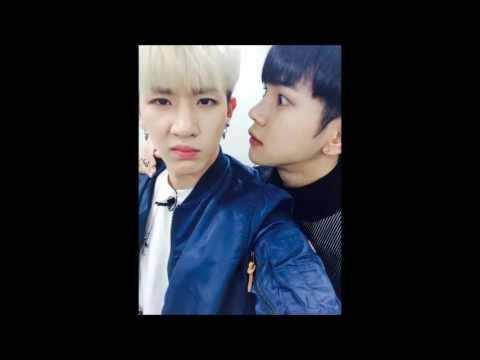Hansol y B joo 🙌🙌