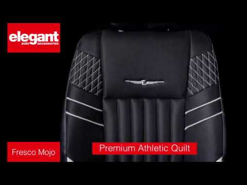 Fresco Mojo Car Seat Covers Designer Seat Covers For Car Sporty