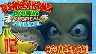 DONKEY KONG COUNTRY: TROPICAL FREEZE 🍌 #12: Dramatisches Wiedersehen mit Squiddicus