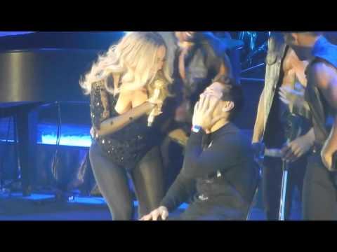 Mariah Carey Bryan Tanaka Touch My Body Amsterdam