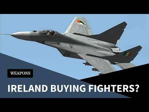 Ireland Buying New Jet Fighters!? What Might They Go For?