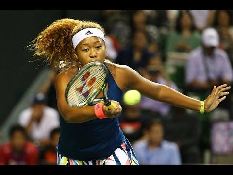 2016 Toray Pan Pacific Open Semifinal | Naomi Osaka vs Elina Svitolina | WTA Highlights