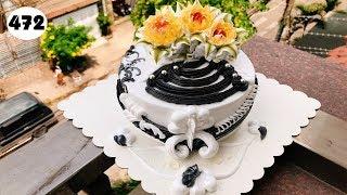 chocolate cake decorating bettercreme vanilla (472) Làm Bánh Kem Đơn Giản - Mới lạ (472)