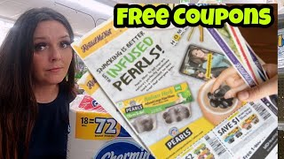 How To Get Free Coupons!