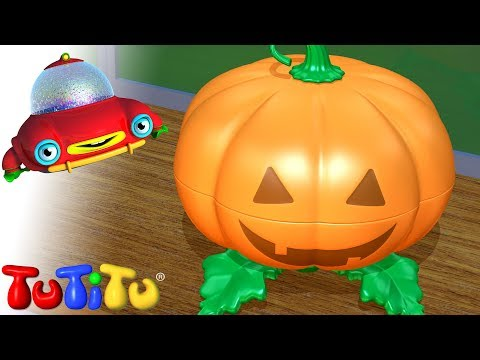 New! Special Halloween 2017 | Make up Table | Toys for toddlers | TuTiTu Toys