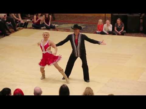 Peach State Dance | Marc and Sylvie Show Dance