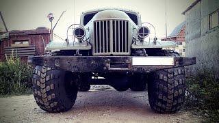 видео Тюнинг ГАЗ 66 – модернизируем кабину и двигатель своими руками + Видео