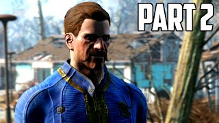 "Fallout 4 Walkthrough - Part 2 ""YOU SICK BASTARD!!"" (Let"