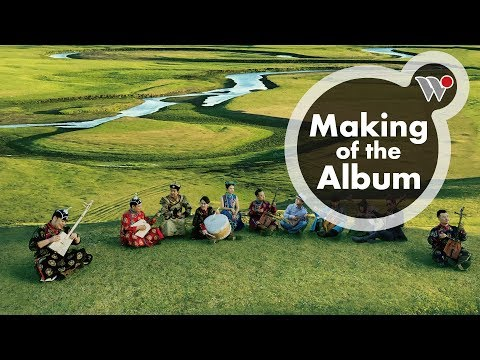 The Grasslands Ensemble & Daniel Ho - Between The Sky & Prairie (Making Of The Album)