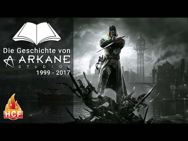 Arkane Studios Historie - Die Design-Herausforderungen der Immersive Sims