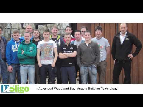 Advanced Wood SG332  - Institute of Technology Sligo