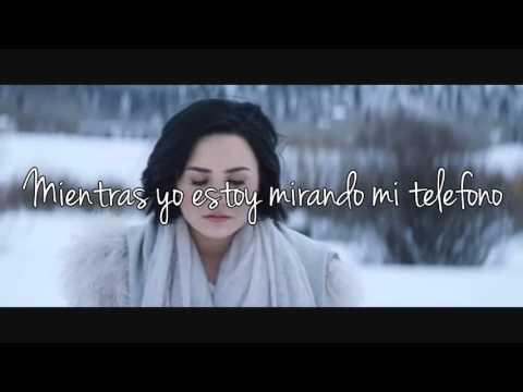 Demi Lovato - Stone Cold (Vídeo oficial, sub español)