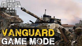 ARMA 3 - TANKS DLC UPDATE - VANGUARD GAME MODE