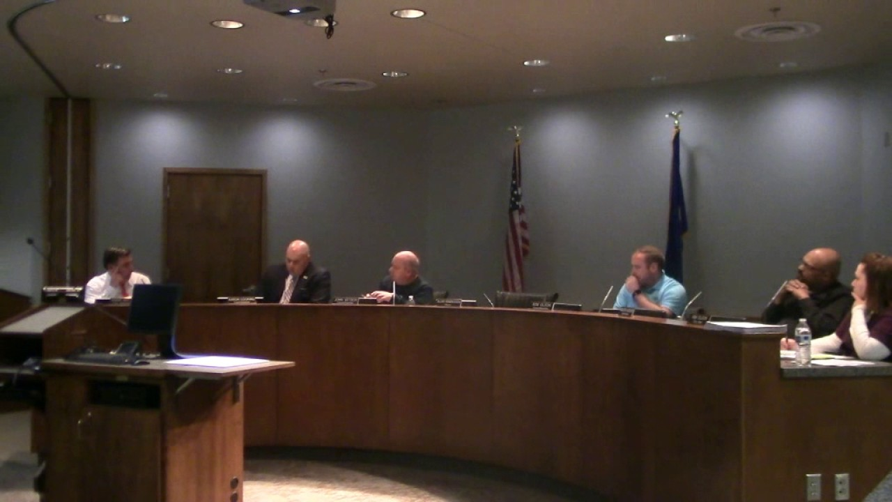Albertville, MN City Council Meeting   March 6, 2017