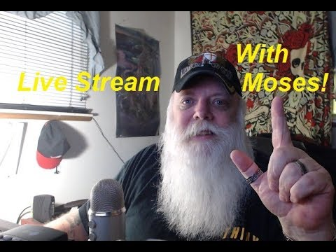 Moses the Great White's Chat Room April 26th, 2018