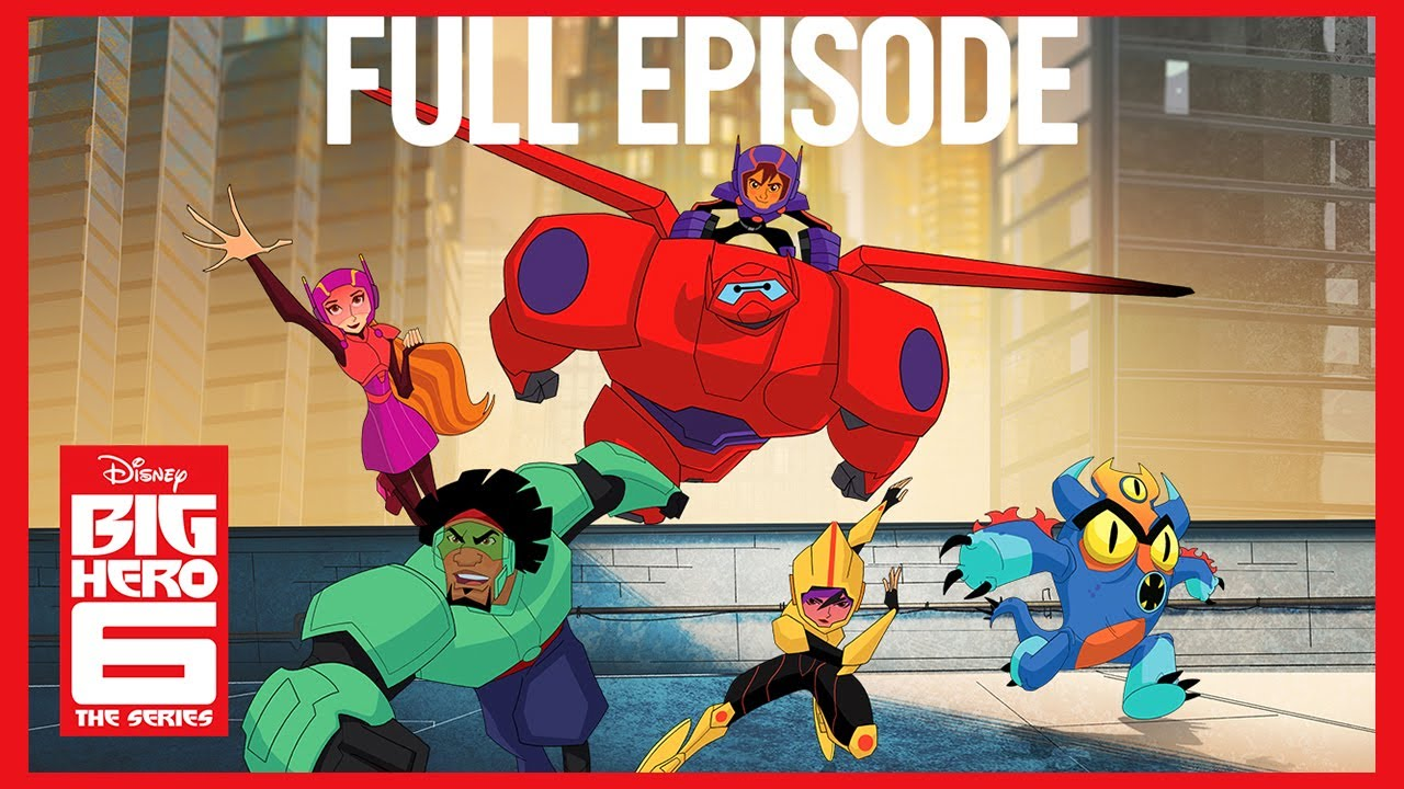 Big Hero 6 The Series News Discussion Thread Part 2 Spoilers Page 2 Anime Superhero Forum