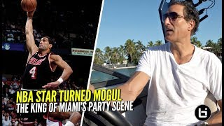 NBA Star-Turned-House DJ, Music Producer & Mogul!! Inside The Crazy Life Of Rony Seikaly!