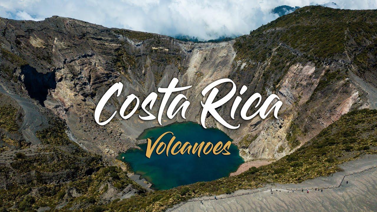 Costa Rica:The top Volcanoes!