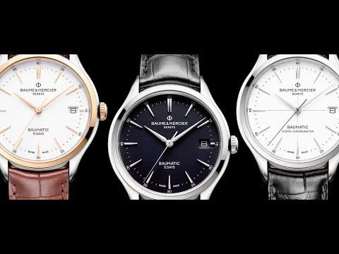 SIHH 2018 - DNA Interview with Alain Zimmermann, CEO at Baume&Mercier