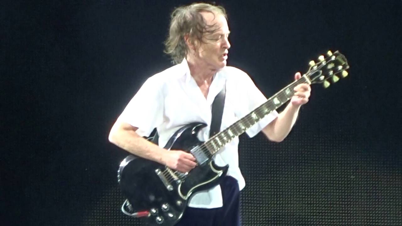 ac dc angus young solo london june 4th 2016 youtube